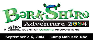 2004 Mosaic International Event Banner