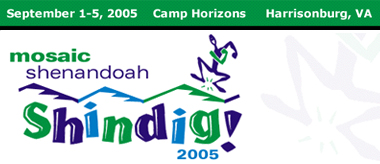 2005 Mosaic International Event Banner